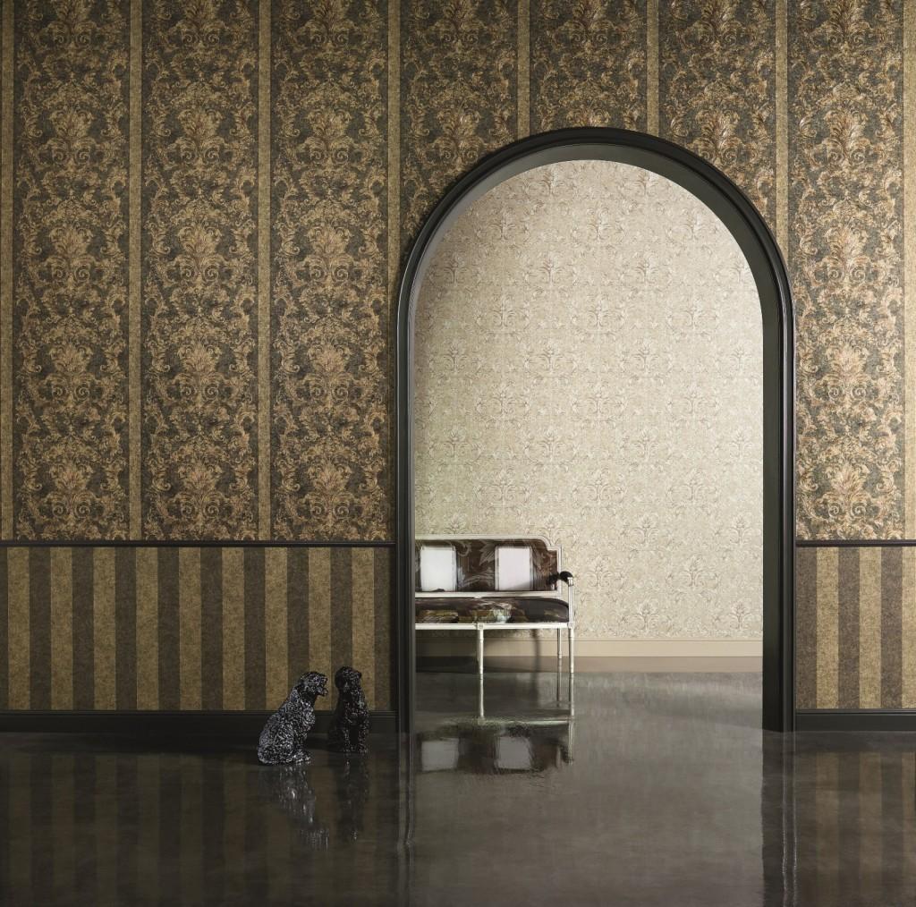 96215 1 Luxusn Omyvateln Vliesov Tapeta Na Ze Versace 2 Velikost 1005 M X 70 Cm