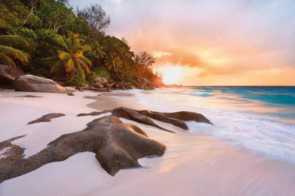 ac96e3d203d XXL4-048 Vliesová fototapeta na zeď Komar - Nature - romantická pláž ...